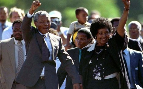 Don't Sanitize Nelson Mandela: He's Honored Now, But Was Hated Then | DidYouCheckFirst | Scoop.it