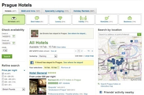 TripAdvisor tests hotel metasearch service – now the fun really begins | digital hospitality | Scoop.it
