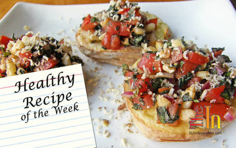 Bruschetta Patatas Recipe - The Independent | St George Cedar Zion Utah Mesquite NV News & Events | My Vegan recipes | Scoop.it