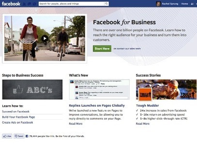 5 Ways Marketers Can Stay Up to Date on Facebook Guidelines | Social Media Examiner | AtDotCom Social media | Scoop.it