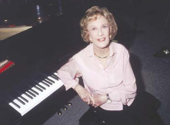 INTERVIEW/PROFILE: Jazz Musician of the Day: Marian McPartland | Jazz from WNMC | Scoop.it