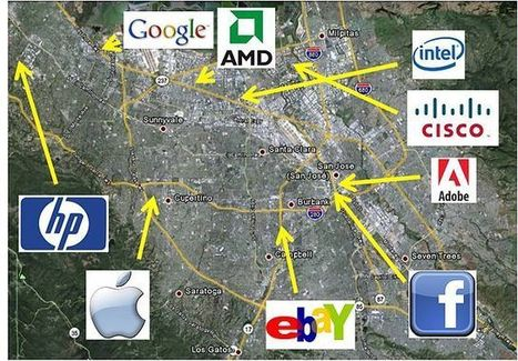 Why Silicon Valley's Success Is So Hard to Replicate | Collaborative innovation | Scoop.it