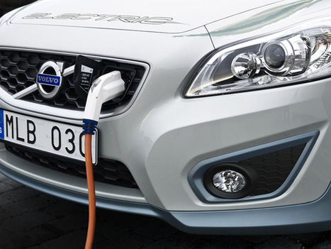 Volvo Electric Car Fast Charging Technology Being Tested | Earthtechling | RaijeC8 | Scoop.it