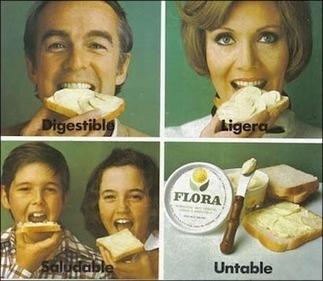 La verdad sobre la margarina y las grasas trans | Qué sabemos de salud... | Scoop.it