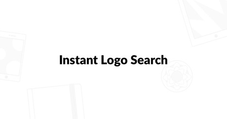 Instant Logo Search | Public Relations & Social Media Insight | Scoop.it