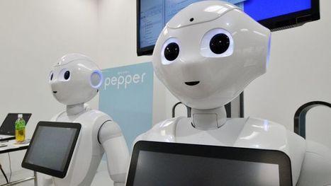 Nestlé «recrute» un millier de robots Pepper au Japon | Ideas to Challenge your Business Models, Products and Services | Scoop.it