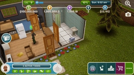 les sims freeplay astuces | Connie blog | Scoop.it