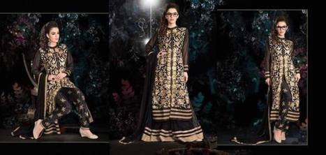 Indian Designer House Formal Women Wears | Style | Strawberry Chiffon RTW LZahra Ahmad Fall Winter Exclusive Collection 2013atest Collection 2013 For Ladies. | Scoop.it