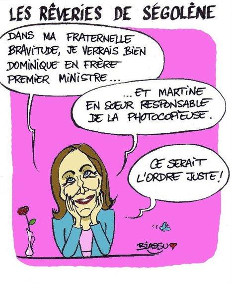 LYon-Actualités.fr: Royal, Valls et Hollande à Lyon pour les primaires du PS | LYFtv - Lyon | Scoop.it