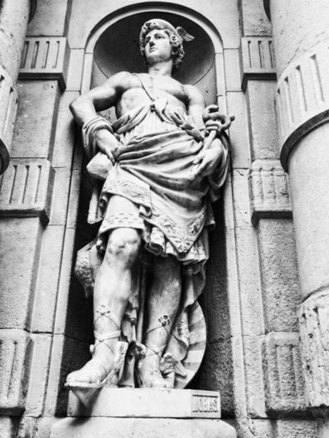Hermes, el dios griego de Barcelona | Mitología clásica | Scoop.it