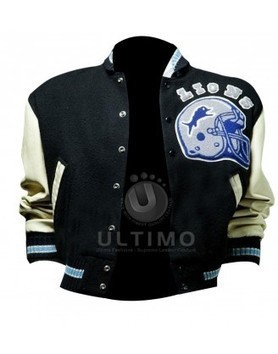 Beverly Hills Cop Axel Foley (Detriot Lions) Jacket | Celebrities Leather Jackets | Scoop.it