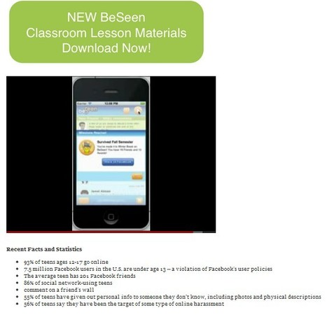 Introducing BeSeen - Web Wise Kids | Apps and Widgets for any use, mostly for education and FREE | Scoop.it