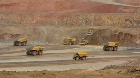 Rohstoffe: Kupferproduzenten müssen kämpfen | Auswirkungen des Rohstoffabbaus | Scoop.it
