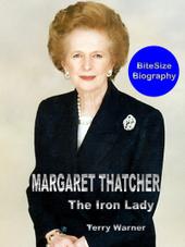 Collca - Margaret Thatcher: The Iron Lady   BiteSize eBooks   Scoop.it