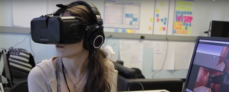 VR's Higher Ed Adoption Starts With Student Creation (EdSurge News) | aect | Scoop.it