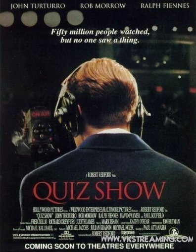Quiz Show Streaming VF Sans limitation   filmnetflix   Scoop.it
