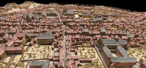 Un petit tour dans les rues de Saint-Omer, au XVIIIe siècle...   Patrimoine 2.0   Scoop.it
