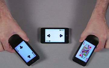 Magician Separates Lies & Truth With 3 iPods [VIDEO] - Mashable   Apple Rocks!   Scoop.it