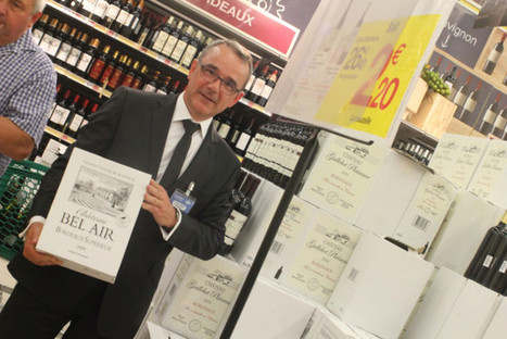 #Carrefour #Rambouillet : le temps des foires aux #vins | Mon journal | Scoop.it