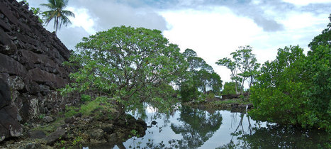 Nan Madol: the coral reef city   Past Horizons   Océanie   Scoop.it
