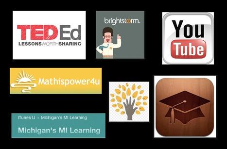 Recursos para el aprendizaje inverso: ¿Estás buscando contenido ya creado? | Pedalogica: educación y TIC | Scoop.it