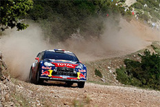 WRC: Solberg cuts Loeb's lead in half | Motores | Scoop.it