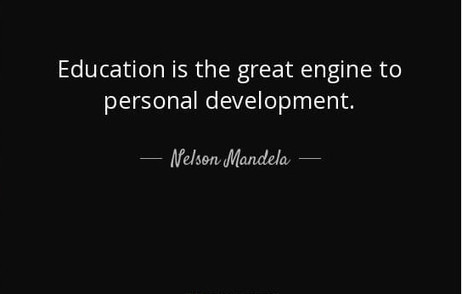 Nelson Mandela Quotes on Education for 18 July ( Mandela Day ) | World Important days and Events | Scoop.it