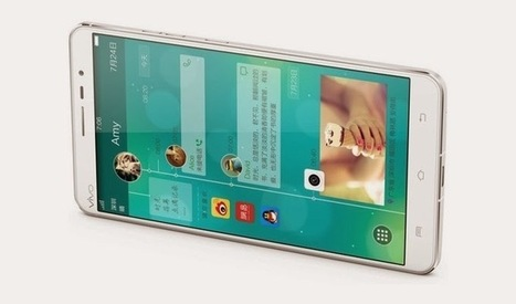 Vivo Xplay 3S With 6-inch 2K Display Now Official | a2z TipsWorld | Vivo Xplay 3S With 6-inch 2K Display Now Official | Scoop.it
