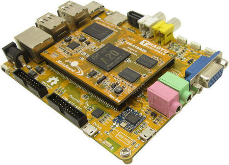 There's a New MarsBoard A20 ARM Linux Development Board In Town | Embedded Systems News | Scoop.it