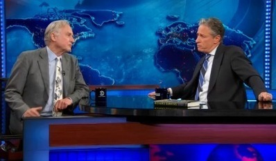 Jon Stewart Challenges Atheist Richard Dawkins on His Claims About Science and Religion | Video | TheBlaze.com | RegardsurlemondeTDC | Scoop.it
