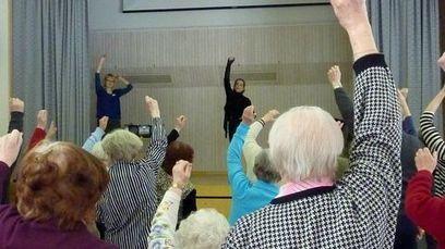 Jumppa ja liikunta vähentävät iäkkäiden kaatumisia   Liikunta   Scoop.it