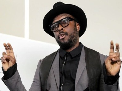 "will.i.am - ""If you really want to disrupt? Di-f**king-srupt!"" 