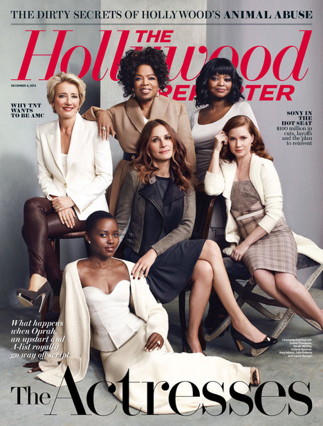 Roundtable: Oprah, Amy Adams and 4 Top Actresses on Crying for ... | Entertainment | Scoop.it