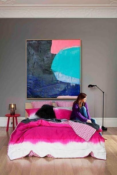 Les Jeudis Graphiques | Faites entrer la couleur ! | décoration & déco | Scoop.it