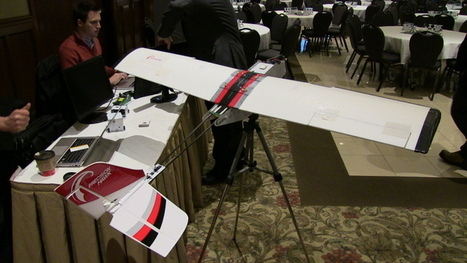 Precision Hawk at the Precision Agriculture Conference 2014, London, Ontario | Aerial Isys - Aerial Information Systems | Scoop.it
