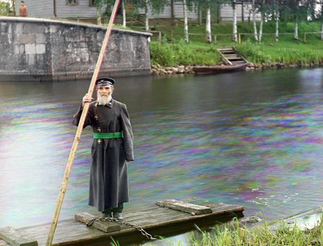 Russia in color, a century ago | An Eye on New Media | Scoop.it