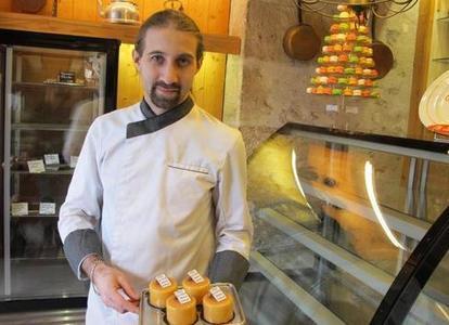 L'art et la matière du pâtissier Grégory Guyon | La Nouvelle République.fr | Actu Boulangerie Patisserie Restauration Traiteur | Scoop.it