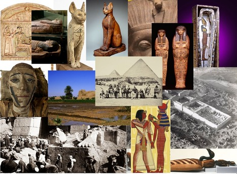 Agenda international d'expositions consacrées à l'Égypte (sélection) | Égypt-actus | Scoop.it