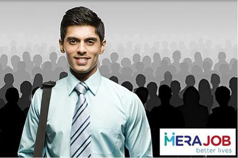 MeraJob India is a best way to find your job | Sales and BPO Jobs in India | Scoop.it
