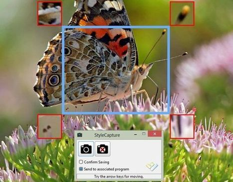 StyleCapture, un completo software gratuito para tomar screenshots | Aprendiendo a Distancia | Scoop.it