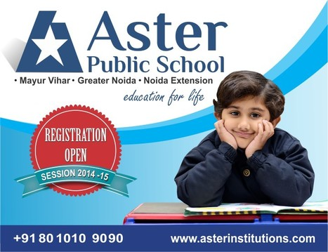 Gift your child premier education from diligent greater Noida schools | Education | Scoop.it
