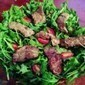 Grilled Beef Strips over Wild Arugula Salad with Homemade Apple Cider Vinaigrette | Healthy Recipes In Cooking Blogs | Scoop.it