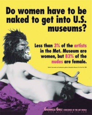 Are Art Museums Sexist? Yes …And Maybe No – Silent Porn Star   Let's Get Sex Positive   Scoop.it