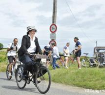 Anjou Vélo Vintage : la mode rétro trace son chemin dans le vignoble d'Anjou | Balades, randonnées, activités de pleine nature | Scoop.it