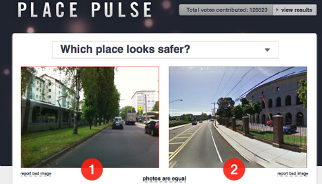 Place Pulse: 'Hot Or Not' For Cities | green streets | Scoop.it