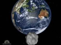 NASA to study asteroid's close brush with Earth - Video on NBCNews.com | In and About the News | Scoop.it