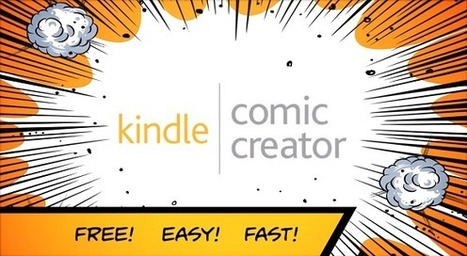 Amazon Unveils Kindle Comic Creator For eBook Conversion - ComicsAlliance | All about lifting and workouts - you can do it! | Scoop.it