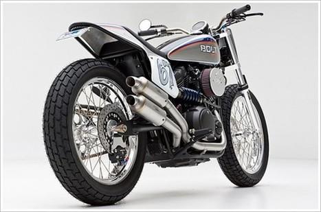 Yamaha Star Bolt / JPD Customs   Smotra-moto.ru   Scoop.it