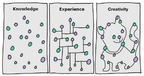 Les 10 compétences ou attitudes soutenant la créativité | Travailler autrement : l'intelligence collective pour se rencentrer sur l'humain | Scoop.it