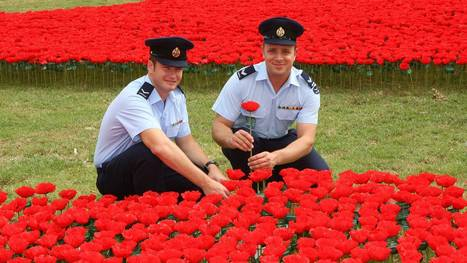 Anzac Day Wreaths Available With Morwell RSL's Preferred Florist   Flowers in the Valley   Scoop.it